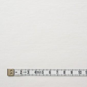 モダール&コットン×無地(オフホワイト)×スムースニット サムネイル4