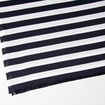 コットン×ボーダー(ブラック)×天竺ニット_全3色 サムネイル2