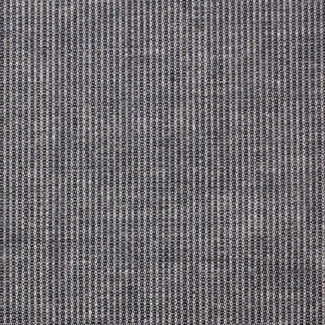 コットン×ストライプ(ブラック)×ダンガリーコード織 イメージ1