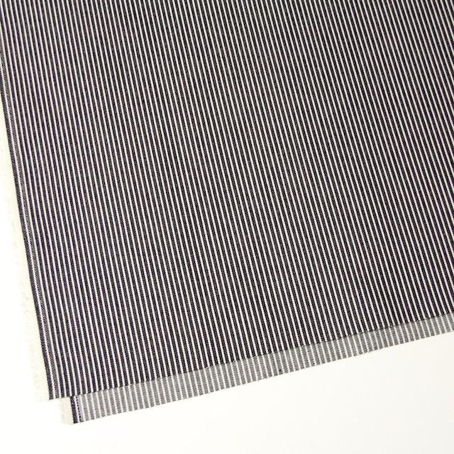 コットン×ストライプ(インディゴ)×デニムヒッコリー イメージ2