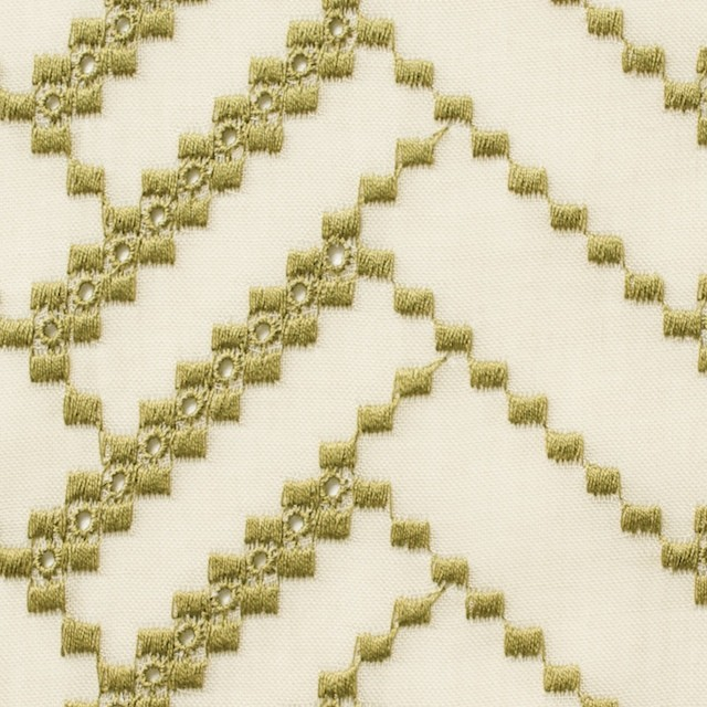 ポリエステル×ウェーブ(キナリ)×ボイル刺繍(着分)_全3色 イメージ1