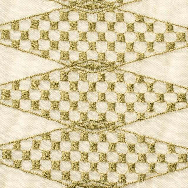 ポリエステル×ダイヤ(キナリ)×ボイル刺繍(着分)_全2色 イメージ1