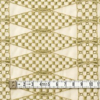 ポリエステル×ダイヤ(キナリ)×ボイル刺繍(着分)_全2色 サムネイル4