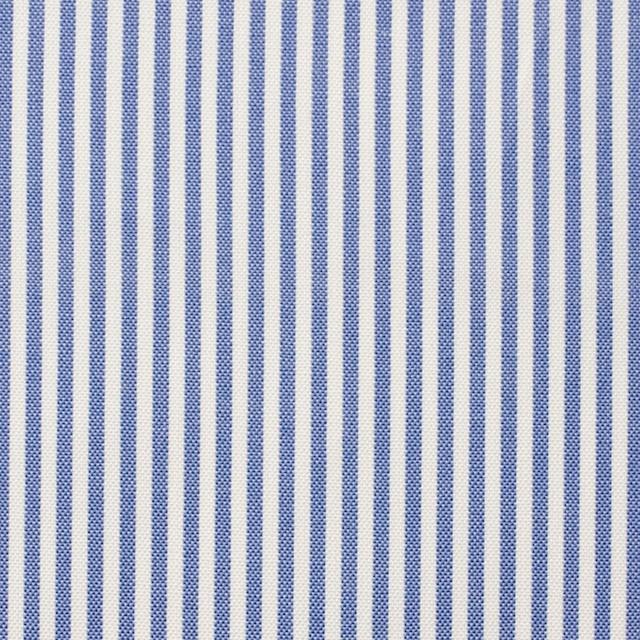 コットン×ストライプ(サックス)×オックスフォード_全3色 イメージ1