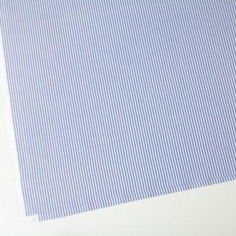 コットン×ストライプ(サックス)×オックスフォード_全3色 サムネイル2