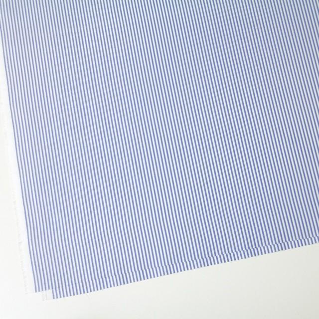 コットン×ストライプ(サックス)×オックスフォード_全3色 イメージ2