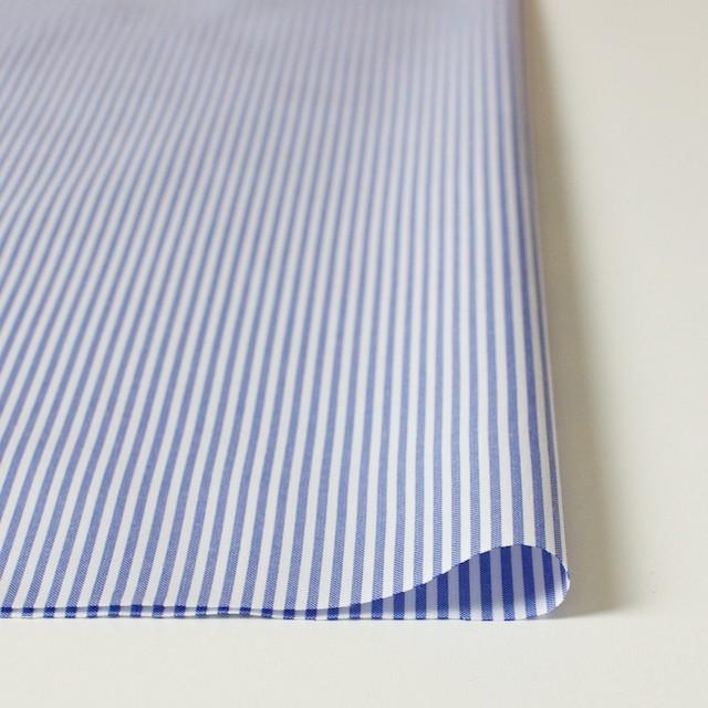 コットン×ストライプ(サックス)×オックスフォード_全3色 イメージ3