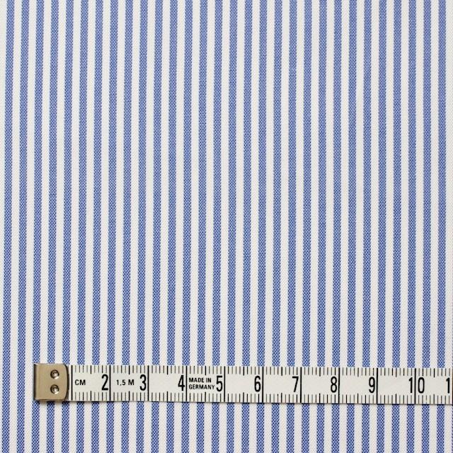 コットン×ストライプ(サックス)×オックスフォード_全3色 イメージ4