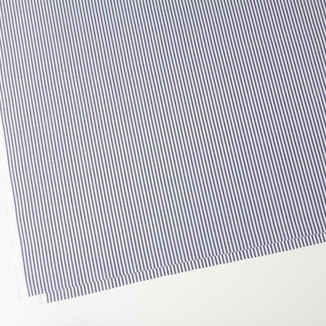 コットン×ストライプ(ネイビー)×オックスフォード_全3色 イメージ2