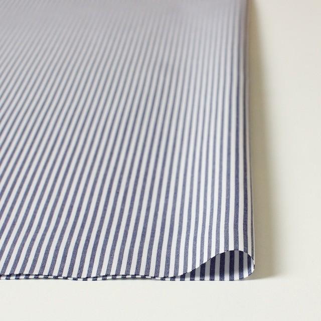 コットン×ストライプ(ネイビー)×オックスフォード_全3色 イメージ3