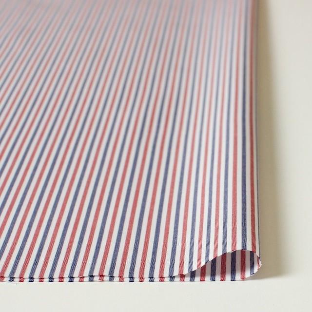 コットン×ストライプ(トリコロール)×オックスフォード_全3色 イメージ3