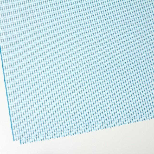 コットン×チェック(パステルブルー)×ブロード_全2色 イメージ2