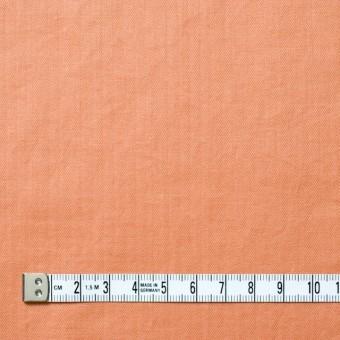 コットン&リネン×無地(キャロットオレンジ)×ヘリンボーン_全2色 サムネイル4