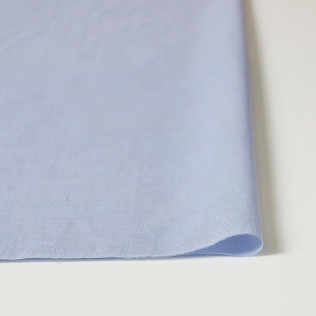 コットン&リネン×無地(フロスティーブルー)×ヘリンボーン_全2色 イメージ3