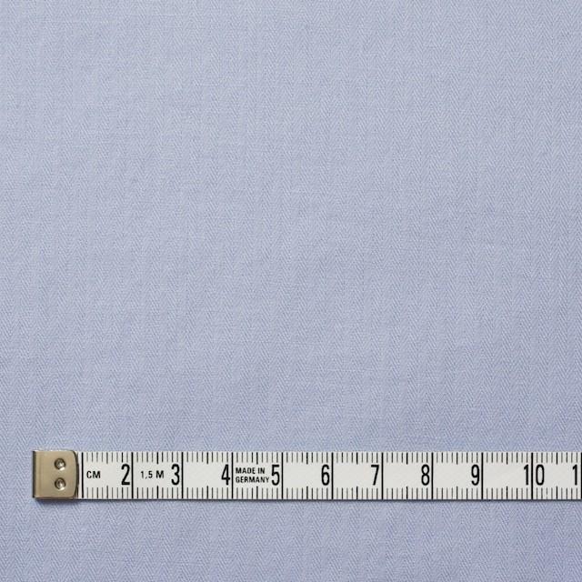 コットン&リネン×無地(フロスティーブルー)×ヘリンボーン_全2色 イメージ4