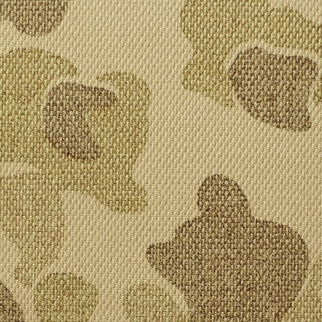 コットン×迷彩(ベージュミックス)×かわり織_全2色 イメージ1