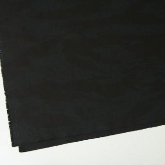 コットン×幾何学模様(ブラック&ダークグリーン)×カツラギ サムネイル2