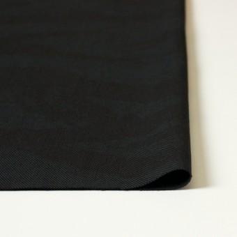 コットン×幾何学模様(ブラック&ダークグリーン)×カツラギ サムネイル3