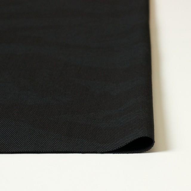 コットン×幾何学模様(ブラック&ダークグリーン)×カツラギ イメージ3