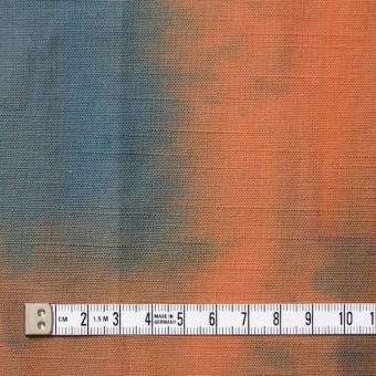 コットン×グラデーション(レンガ)×シーチング_全2色 サムネイル4