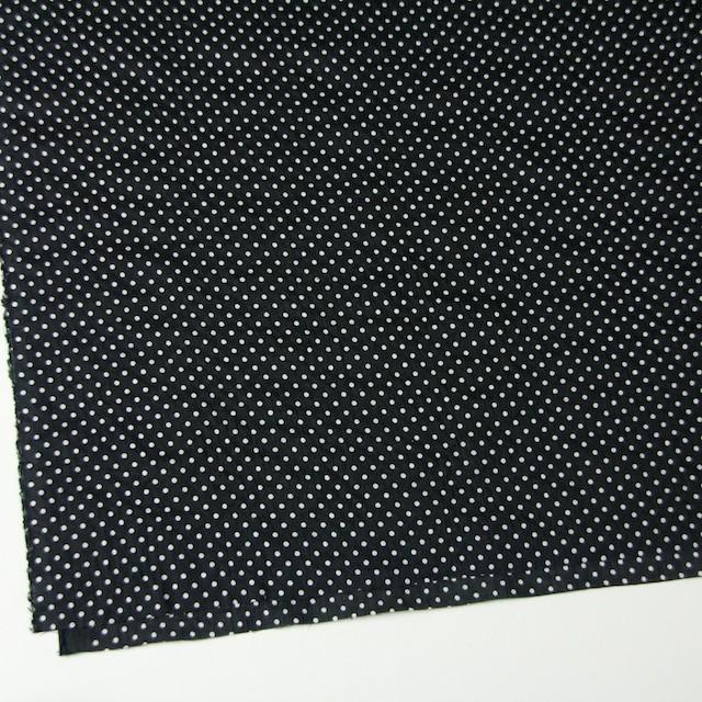 コットン×ドット(ブラック)×サッカー_全2色 イメージ2