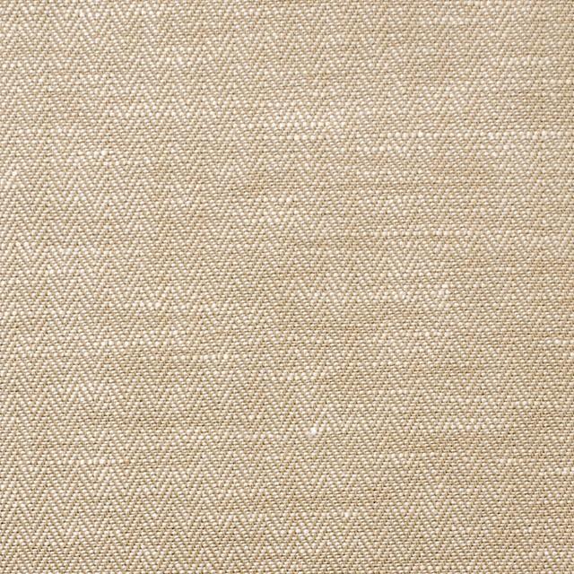 リネン&コットン×無地(ベージュ)×ヘリンボーン_全5色 イメージ1