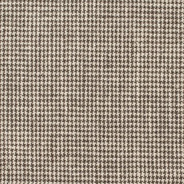 コットン×チェック(ブラウン)×千鳥格子_全2色 イメージ1