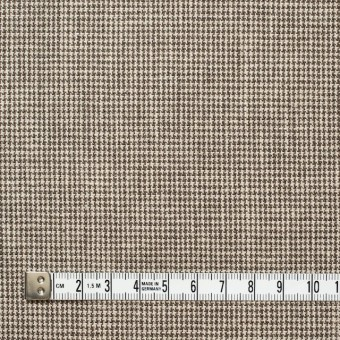 コットン×チェック(ブラウン)×千鳥格子_全2色 サムネイル4