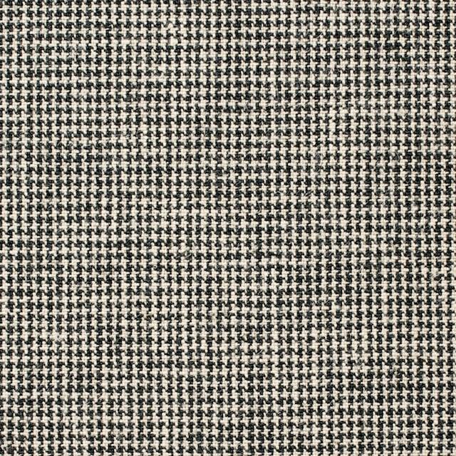 コットン×チェック(ブラック)×千鳥格子_全2色 イメージ1