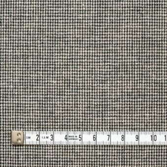 コットン×チェック(ブラック)×千鳥格子_全2色 サムネイル4