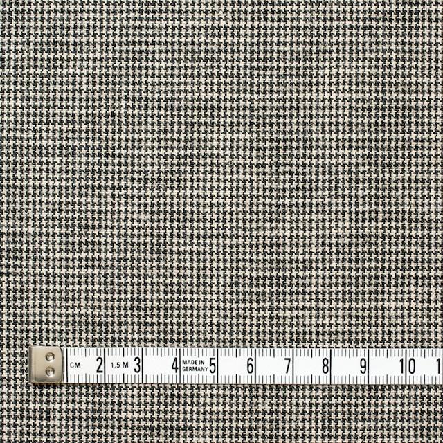 コットン×チェック(ブラック)×千鳥格子_全2色 イメージ4