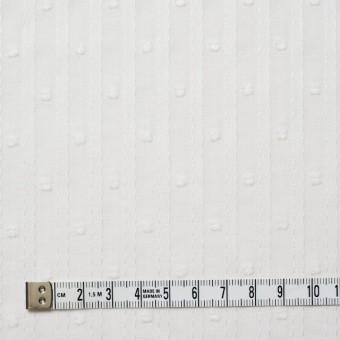 コットン×ドット(オフホワイト)×ボイルジャガード_全3色 サムネイル4