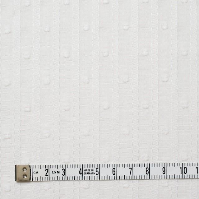 コットン×ドット(オフホワイト)×ボイルジャガード_全3色 イメージ4