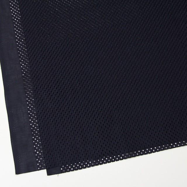 コットン×リング(ライトブラック)×ローン刺繍 イメージ2
