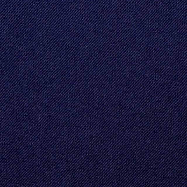 コットン×無地(インディゴ)×ギャバジン イメージ1