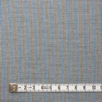 コットン×チェック(ネイビー&オリーブ)×千鳥格子_全2色 サムネイル4
