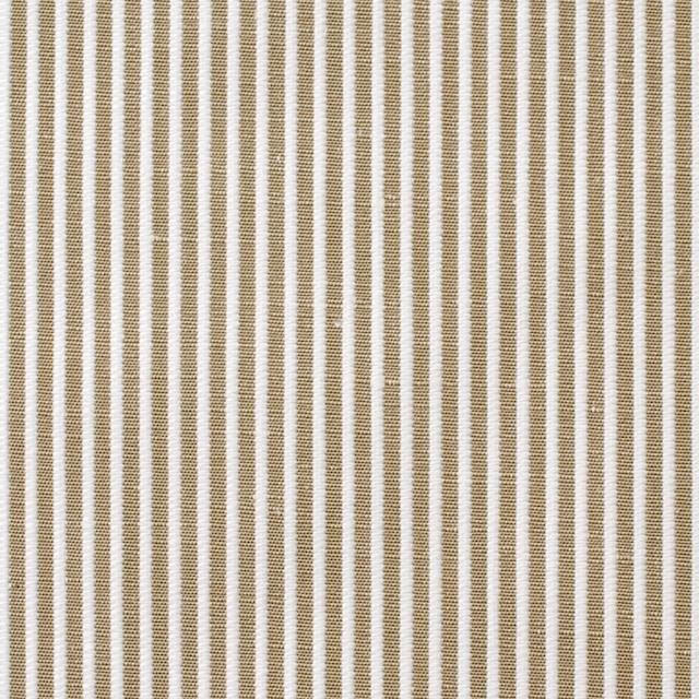 コットン&リネン×ストライプ(カフェオレ)×コードレーン_全5色 イメージ1
