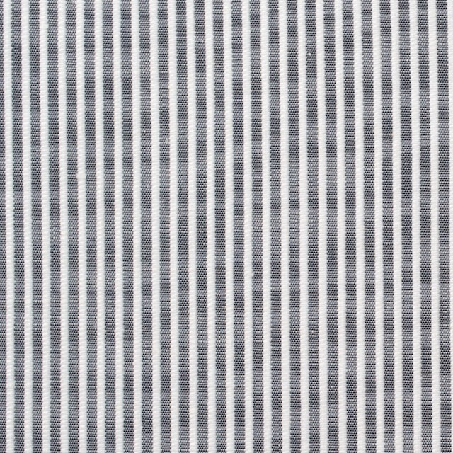 コットン&リネン×ストライプ(グレー)×コードレーン_全5色 イメージ1