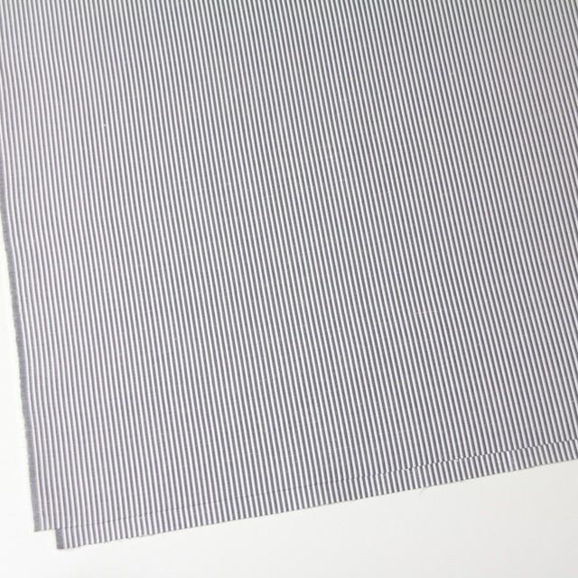 コットン&リネン×ストライプ(グレー)×コードレーン_全5色 イメージ2