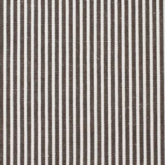 コットン&リネン×ストライプ(ココア)×コードレーン_全5色 サムネイル1