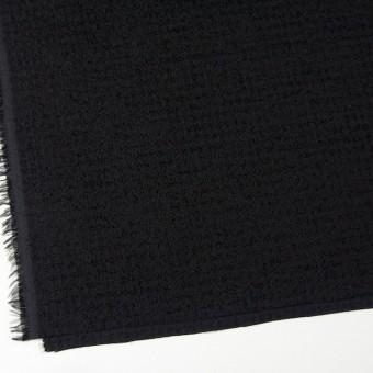 ポリエステル×チェック(ブラック)×ジャガード サムネイル2