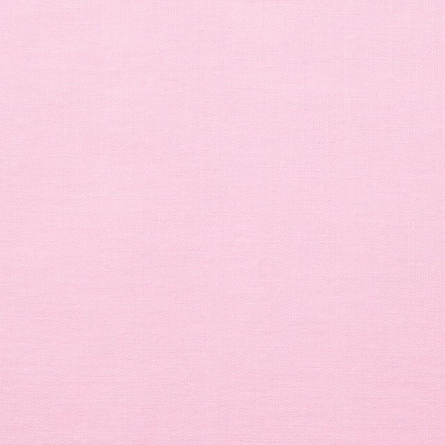 コットン×無地(ベビーピンク)×ボイル_全4色 イメージ1