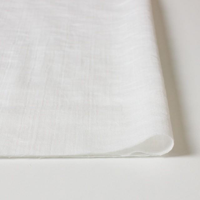 コットン×ウェーブ(オフホワイト&オフホワイト)×Wガーゼ_全4種 イメージ3