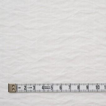 コットン×ウェーブ(オフホワイト&オフホワイト)×Wガーゼ_全4種 サムネイル4