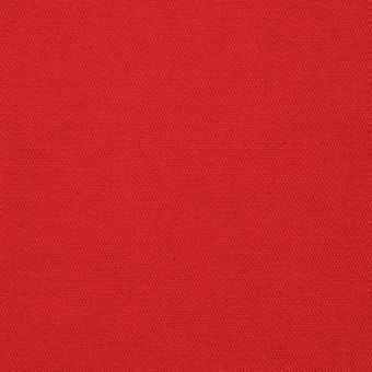 コットン×無地(レッド)×薄チノクロス サムネイル1