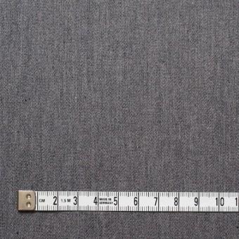 コットン&ポリウレタン×無地(グレー)×薄チノクロスストレッチ サムネイル4