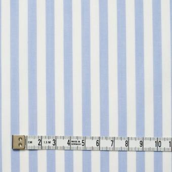 コットン×ストライプ(サックス)×ブロード_全5色 サムネイル4