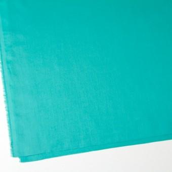 コットン×無地(エメラルドグリーン)×サテン_全3色 サムネイル2