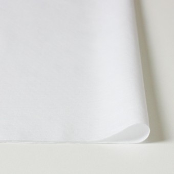 コットン×無地(ホワイト)×ローンジャガード サムネイル3