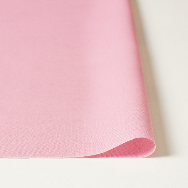 コットン×無地(ピンク)×オックスフォードシャンブレー イメージ3